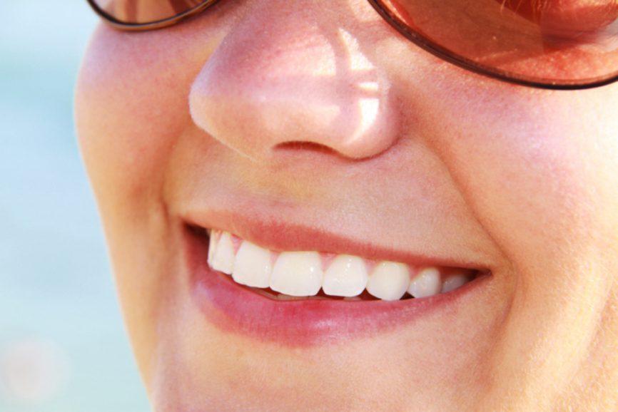 Dampfen nach Zahn-OP