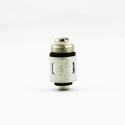 Q16 1,6 Ohm - E-Zigaretten Verdampferkopf für Justfog Q16, Q16 Pro, Q14