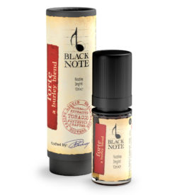 Black Note Forte mit Verpackung