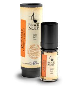 Black Note Prelude mit Verpackung