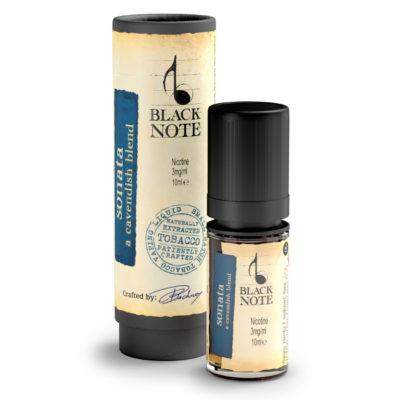 Black Note Sonata mit Verpackung