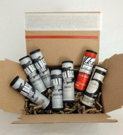 Liquid Probierpaket aus 10 verschiedenen Liquids von High Class Liquids in verschiedenen Nikotinstärken
