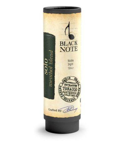 Black Note Solo Menthol-Liquid