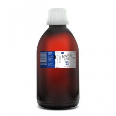Sleek Base - Liquid Base für E-Zigaretten Liquids zum Selbstmischen 1000ml 80% VG + 20% doppelt destilliertes Wasser (ohne PG) für Allergiker