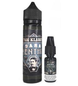 Tom Klark's Dark Menthol Shake and Vape Liquid für E-Zigaretten 60ml Flasche
