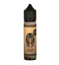 Bern Vapes Wyler Falke - Shake and Vape Liquid für E-Zigaretten 60ml Flasche