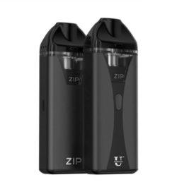 Zip Pod Kit von Usonicig - Ultraschall-E-Zigarette Farbe: schwarz