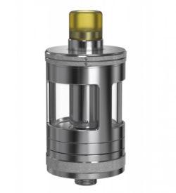 Nautilus GT von Aspire und Smokerstore - E-Zigaretten Verdampfer mit Topfillfunktion, austauschbarers Glas, 510er Drip Tip Farbe: edelstahl