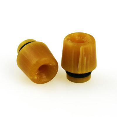 510er Mundstück für E-Zigaretten Verdampfer von Officine Svapo Farbe: bernstein
