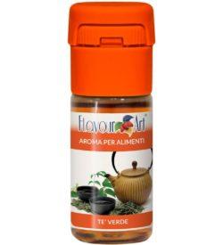 Flavour Art Grüner Tee - E-Zigaretten Aroma zum Selbstmischen in 10ml Flasche