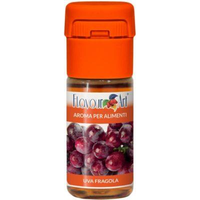 Flavour Art Traube Rot - E-Zigaretten Aroma zum Selbstmischen in 10ml Flasche