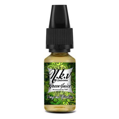 E-Zigaretten Liquid N.K.V. Green Juice von High Class Liquids 10 ml Flasche