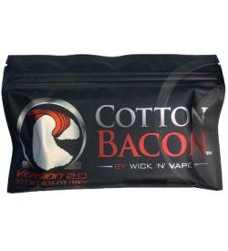 Wick 'n Vape Cotton Bacon V2 Watte E-Zigaretten Selbstwickel-Verdampfer