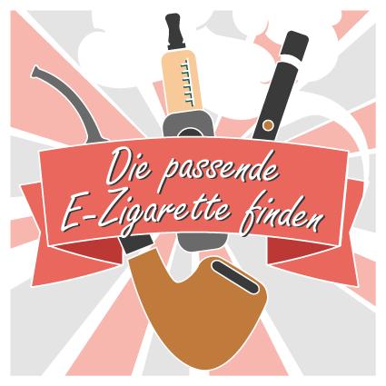 Link zu Beratungs-Filter für E-Zigaretten-Liquids